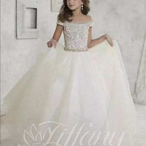Tiffany princess dress